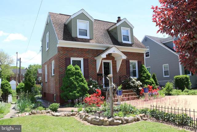 228 Belview Avenue, HAGERSTOWN, MD 21742 (#MDWA179732) :: Bruce & Tanya and Associates