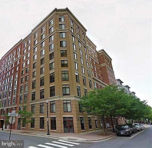 1201 N Garfield Street #604, ARLINGTON, VA 22201 (#VAAR181296) :: Crews Real Estate