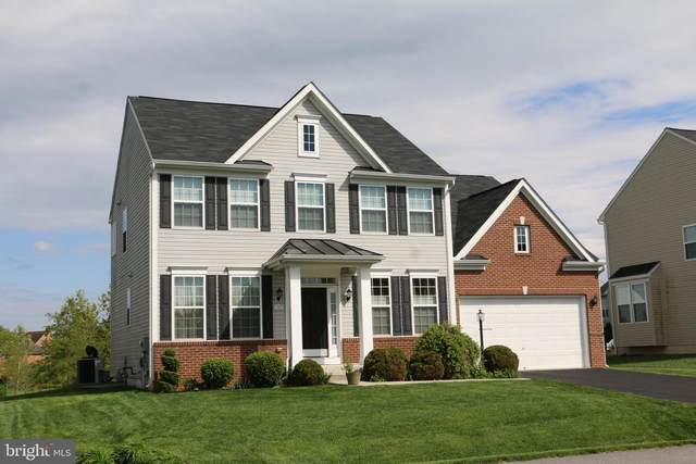 13631 Corello Drive, HAGERSTOWN, MD 21742 (#MDWA179738) :: Bruce & Tanya and Associates