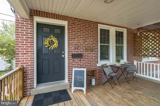 17 N 3RD Street, SOUDERTON, PA 18964 (#PAMC692774) :: John Lesniewski | RE/MAX United Real Estate