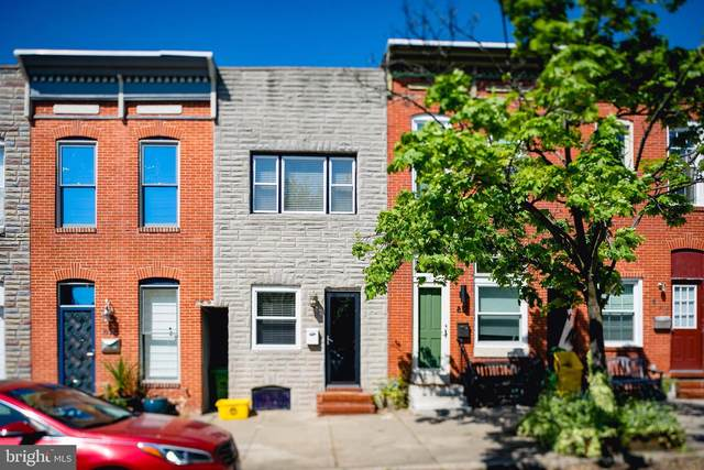 814 S Luzerne Avenue, BALTIMORE, MD 21224 (#MDBA550554) :: New Home Team of Maryland