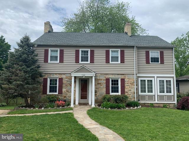 7102 Rich Hill Road, BALTIMORE, MD 21212 (#MDBC528756) :: ExecuHome Realty