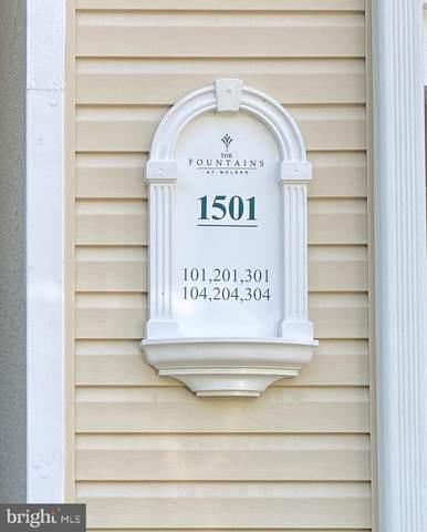 1501 Lincoln Way #304, MCLEAN, VA 22102 (#VAFX1200498) :: Nesbitt Realty