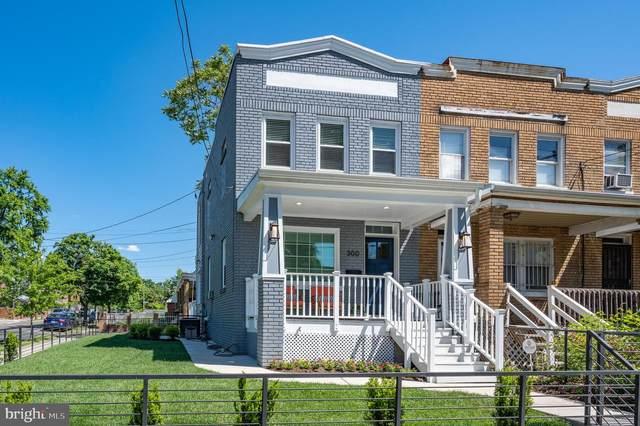 300 Channing Street NE, WASHINGTON, DC 20002 (#DCDC521214) :: Cortesi Homes