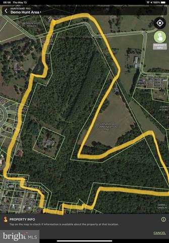 Eagle School Road, MARTINSBURG, WV 25401 (#WVBE185958) :: Major Key Realty LLC