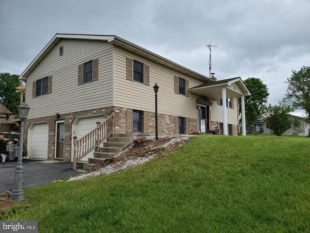 309 W Creek Road, NEWBURG, PA 17240 (#PACB134766) :: The Heather Neidlinger Team With Berkshire Hathaway HomeServices Homesale Realty