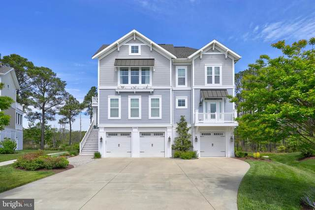 38908 Silver Sands Drive, NORTH BETHANY, DE 19930 (#DESU182820) :: Bowers Realty Group