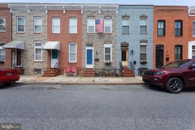 1442 Reynolds Street, BALTIMORE, MD 21230 (#MDBA550562) :: Bowers Realty Group