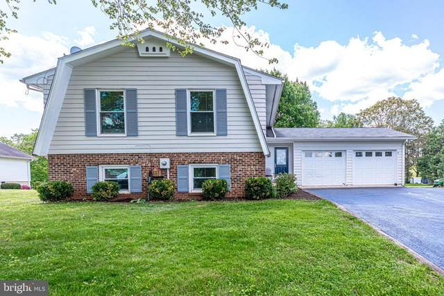 4504 Old Field Drive, GAINESVILLE, VA 20155 (#VAPW522356) :: Colgan Real Estate