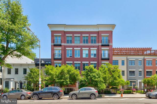 1425 11TH Street NW #303, WASHINGTON, DC 20001 (#DCDC521224) :: Colgan Real Estate