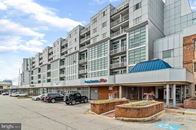 2702 Lighthouse Point E #528, BALTIMORE, MD 21224 (#MDBA550568) :: Teal Clise Group