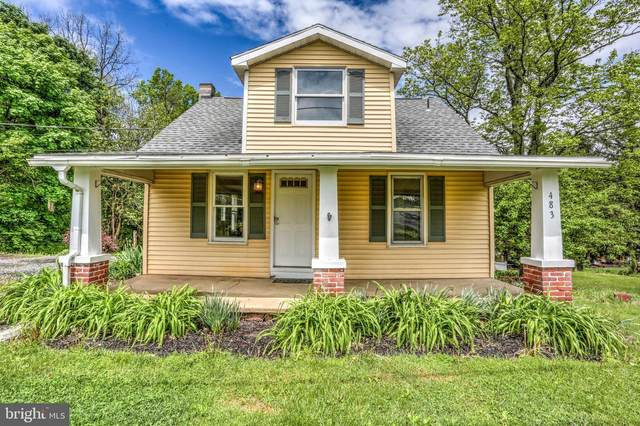 483 Alleghenyville Road, MOHNTON, PA 19540 (#PABK377398) :: Linda Dale Real Estate Experts