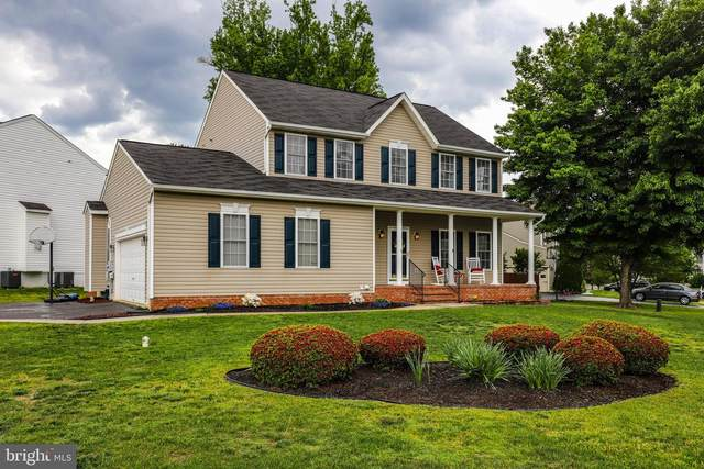 29 Cavalry Ridge Road, FREDERICKSBURG, VA 22405 (#VAST232274) :: Major Key Realty LLC