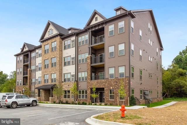 10010 Ruffian Way 4A, LAUREL, MD 20723 (#MDHW294502) :: John Lesniewski | RE/MAX United Real Estate