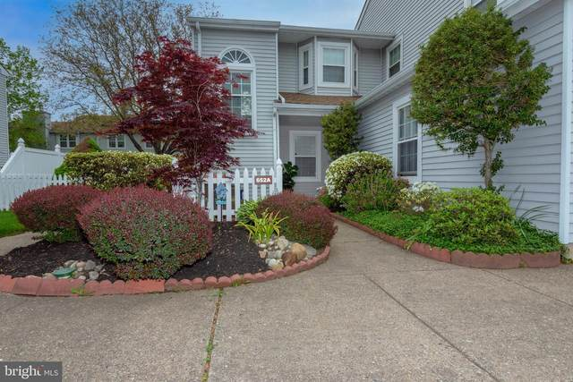 652-A Rose Hollow Drive A, YARDLEY, PA 19067 (#PABU527236) :: Jason Freeby Group at Keller Williams Real Estate