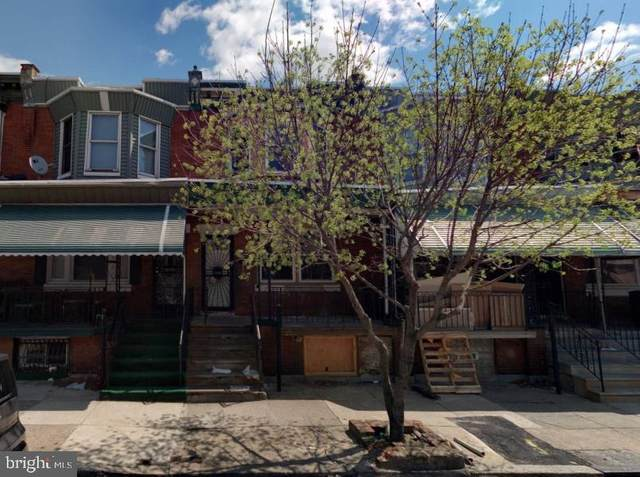 2935 N 25TH Street, PHILADELPHIA, PA 19132 (#PAPH1016470) :: The Mike Coleman Team