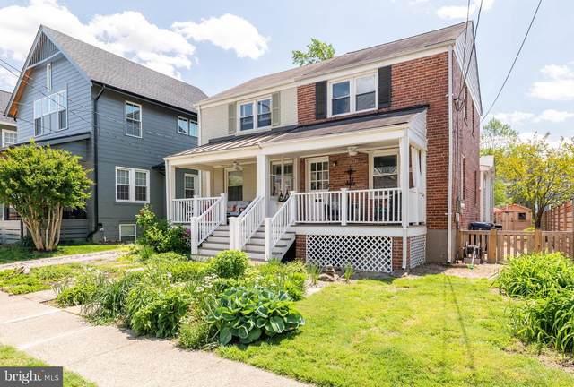 105 E Windsor Avenue, ALEXANDRIA, VA 22301 (#VAAX259666) :: Grace Perez Homes