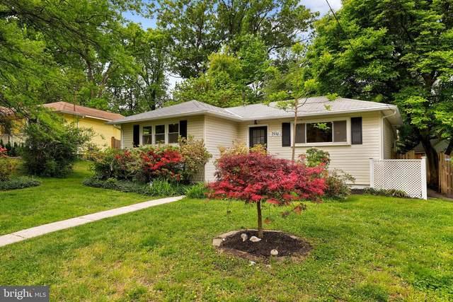 3938 Kincaid Terrace, KENSINGTON, MD 20895 (#MDMC757980) :: The Gold Standard Group