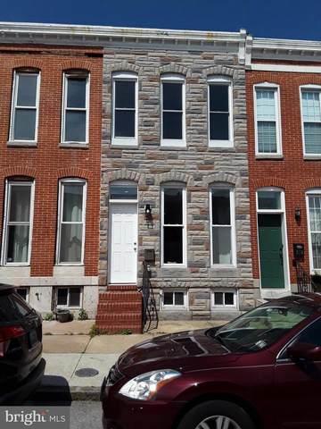 1504 Henry Street, BALTIMORE, MD 21230 (#MDBA550602) :: New Home Team of Maryland