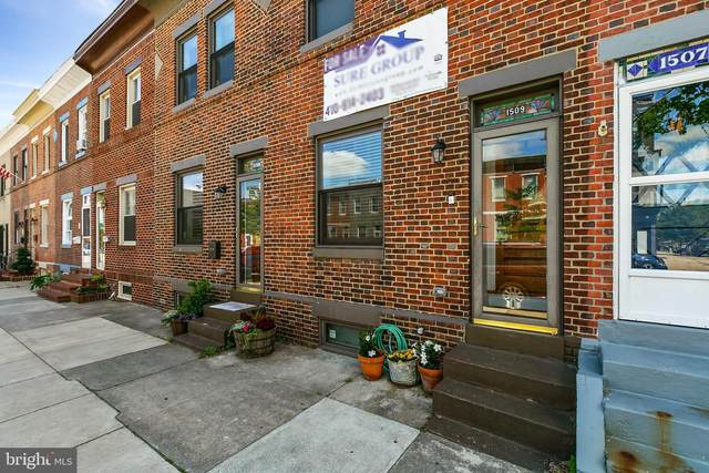 1509 E Fort Avenue, BALTIMORE, MD 21230 (#MDBA550604) :: New Home Team of Maryland