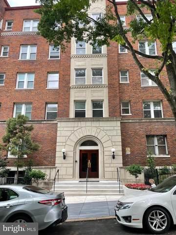 1615 Kenyon Street NW #32, WASHINGTON, DC 20010 (#DCDC521300) :: Corner House Realty