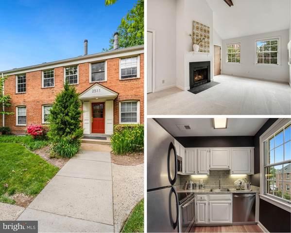 2511 Arlington Boulevard #201, ARLINGTON, VA 22201 (#VAAR181326) :: Corner House Realty