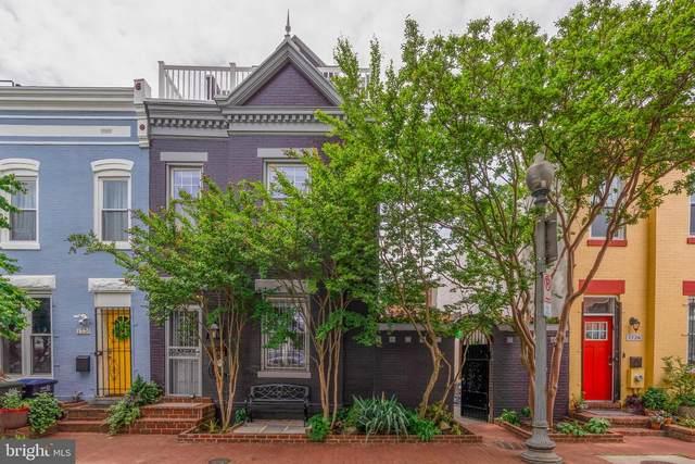 1722 Seaton Street NW, WASHINGTON, DC 20009 (#DCDC521302) :: Dart Homes
