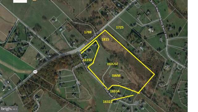 16338 Cattail River Drive, WOODBINE, MD 21797 (#MDHW294520) :: John Lesniewski | RE/MAX United Real Estate