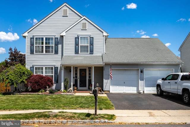 17 Sunflower Lane, HAMILTON, NJ 08620 (#NJME312332) :: Rowack Real Estate Team