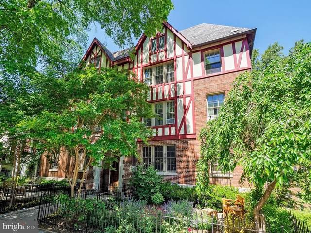 1705 Lanier Place NW #202, WASHINGTON, DC 20009 (#DCDC521306) :: Dart Homes
