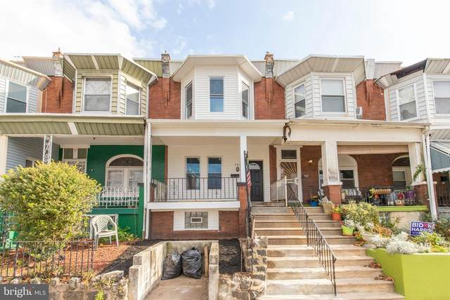 725 S 55TH Street, PHILADELPHIA, PA 19143 (MLS #PAPH1016548) :: Kiliszek Real Estate Experts