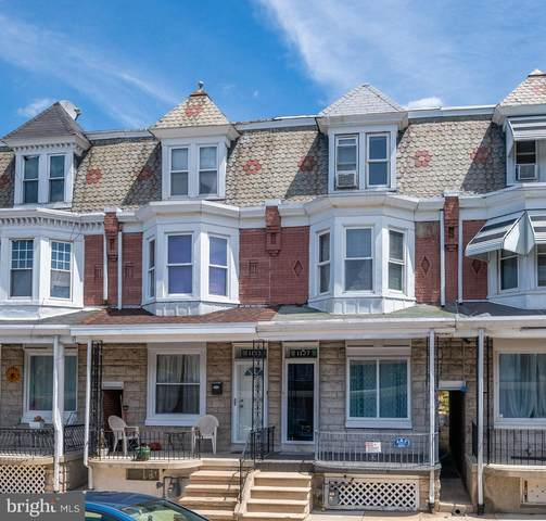 1137 N 12TH Street, READING, PA 19604 (#PABK377416) :: ExecuHome Realty