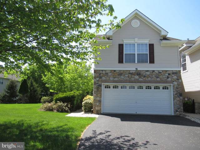 15 Miller Circle, PENNINGTON, NJ 08534 (#NJME312336) :: Colgan Real Estate