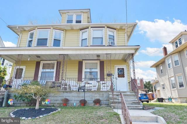 934 Hudson Street, GLOUCESTER CITY, NJ 08030 (#NJCD419706) :: VSells & Associates of Compass