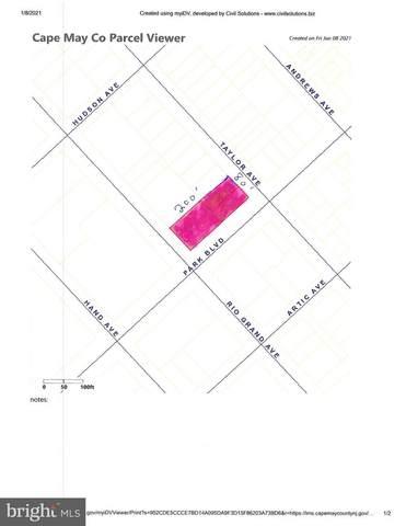 4800 Park Boulevard, WILDWOOD, NJ 08260 (#NJCM105006) :: Erik Hoferer & Associates
