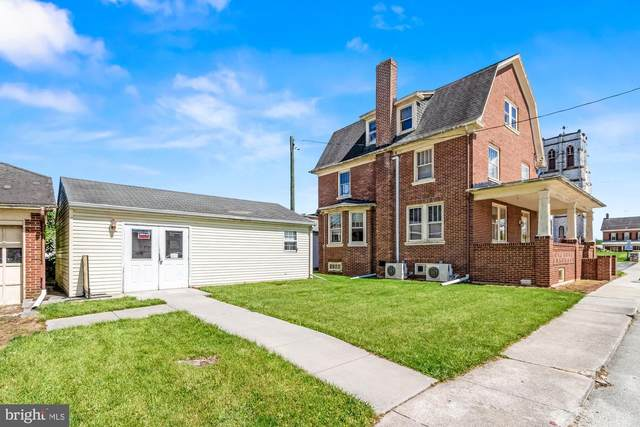 10 S Peters Street, NEW OXFORD, PA 17350 (#PAAD116090) :: The Broc Schmelyun Team