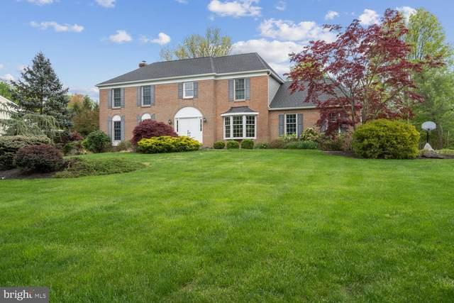3 Zeloof Drive, PRINCETON JUNCTION, NJ 08550 (#NJME312342) :: The Matt Lenza Real Estate Team