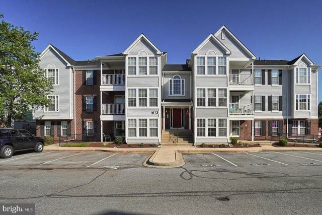 613 Himes Avenue Xi110, FREDERICK, MD 21701 (#MDFR282376) :: Ultimate Selling Team
