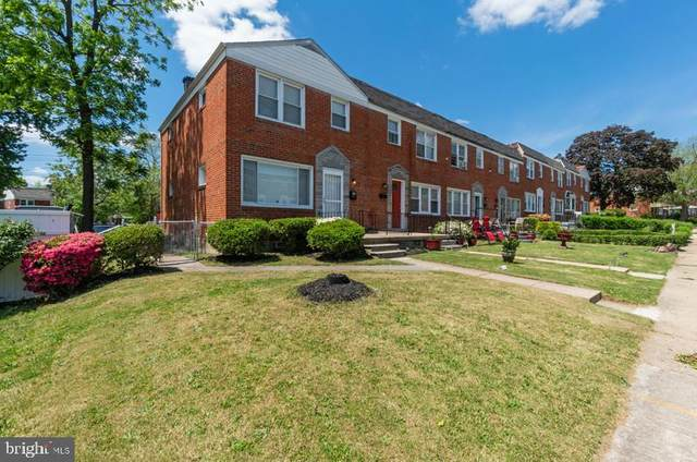 5460 Whitwood Road, BALTIMORE, MD 21206 (#MDBA550620) :: Boyle & Kahoe Real Estate