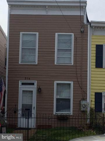 214 N Payne Street, ALEXANDRIA, VA 22314 (#VAAX259674) :: Nesbitt Realty