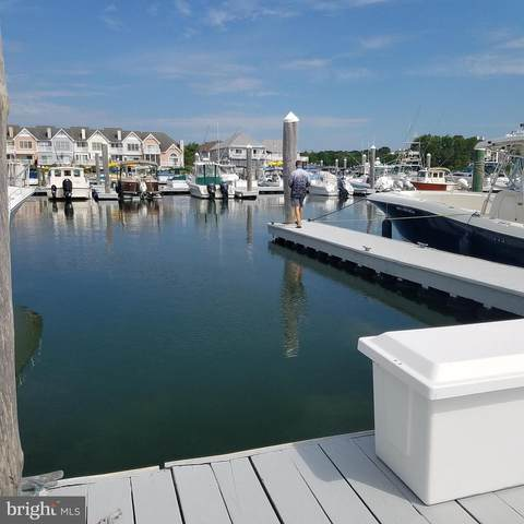 7-D Pines Point Boat Slip D7 Bsd07, OCEAN PINES, MD 21811 (#MDWO122376) :: Teal Clise Group