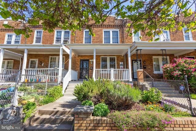 527 Buchanan Street NW, WASHINGTON, DC 20011 (#DCDC521338) :: Dart Homes