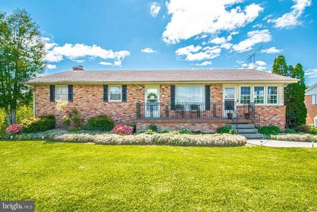 6071 Valley Pike, STEPHENS CITY, VA 22655 (#VAFV164038) :: The Matt Lenza Real Estate Team