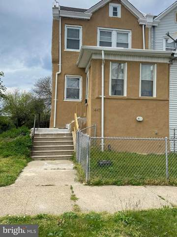 1447 Crestmont Avenue, CAMDEN, NJ 08103 (#NJCD419728) :: Boyle & Kahoe Real Estate