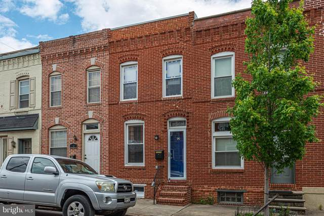 1105 S Bouldin Street, BALTIMORE, MD 21224 (#MDBA550646) :: New Home Team of Maryland