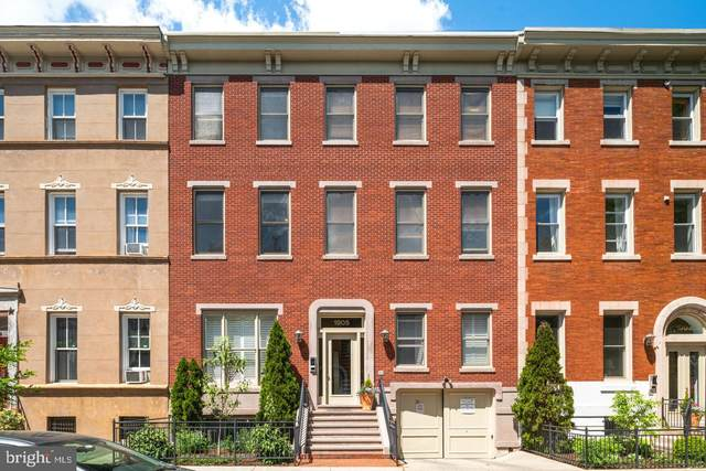 1903-05 Green Street #8, PHILADELPHIA, PA 19130 (MLS #PAPH1016640) :: Kiliszek Real Estate Experts