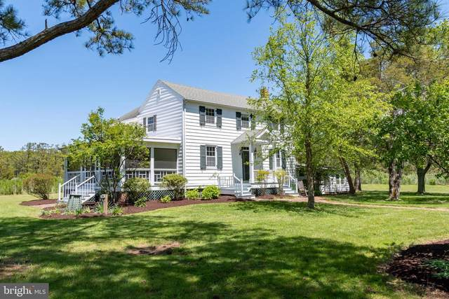 1604 Town Point Road, CAMBRIDGE, MD 21613 (#MDDO127388) :: Pearson Smith Realty
