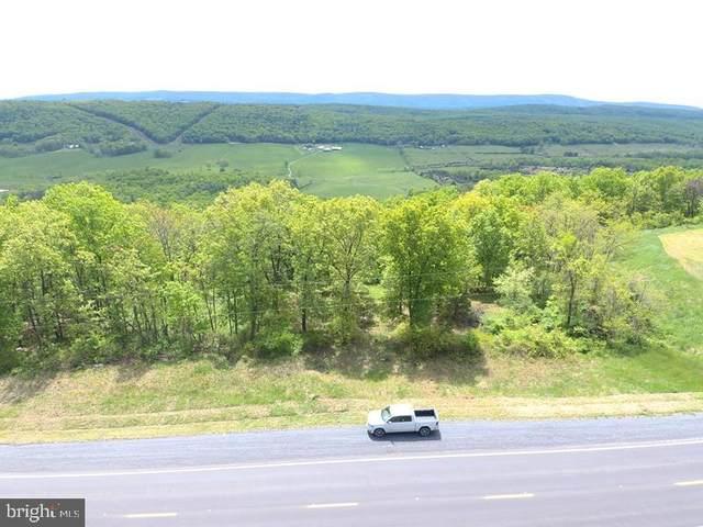 4 Northwestern Pike, CAPON BRIDGE, WV 26711 (#WVHS115674) :: Jacobs & Co. Real Estate