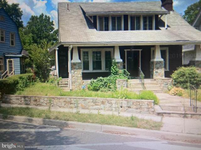 1357 Montague Street NW, WASHINGTON, DC 20011 (#DCDC521364) :: Keller Williams Realty Centre
