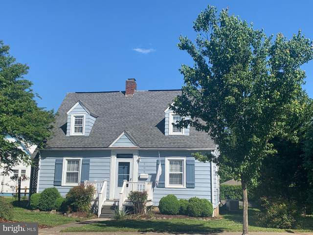 505 Wolfe Street, FREDERICKSBURG, VA 22401 (#VAFB119068) :: RE/MAX Cornerstone Realty